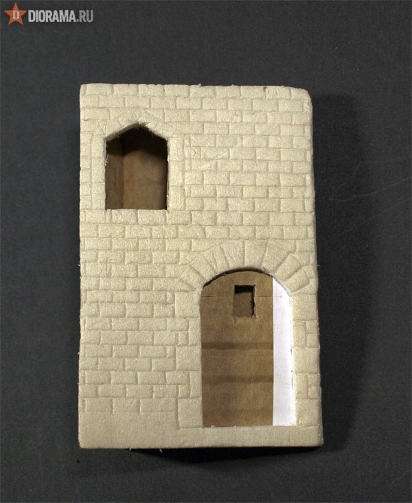 Features: Making a medieval castle section, photo #5