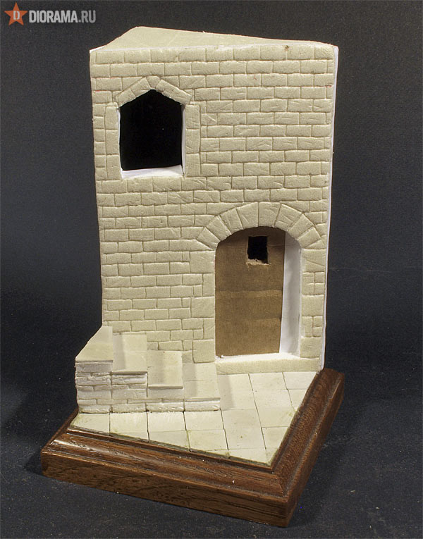 Features: Making a medieval castle section, photo #6