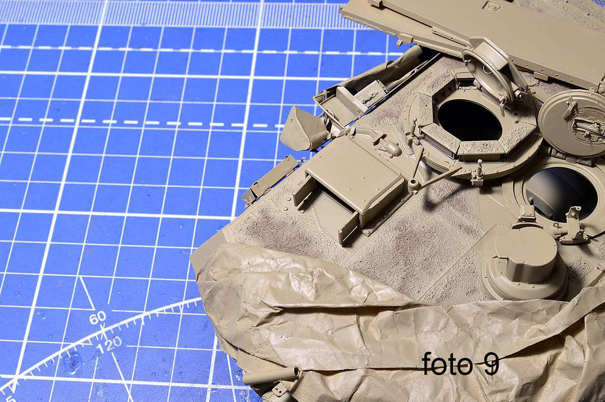 Features: Making modern AFV antislip surface, photo #10