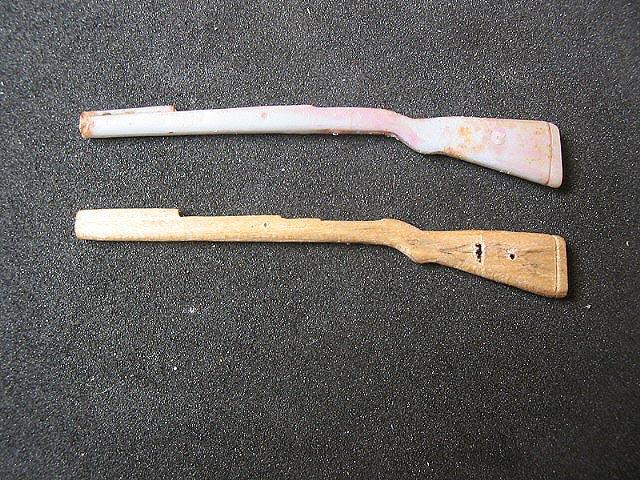 Как сделать из дерева оружие своими руками
