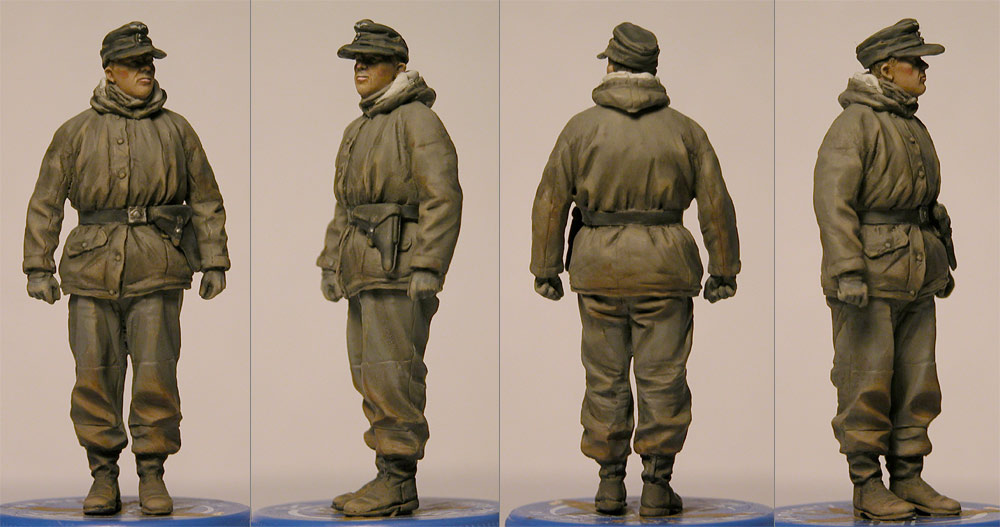 Reviews: German Tank Crew. Winter 1943-45, photo #5