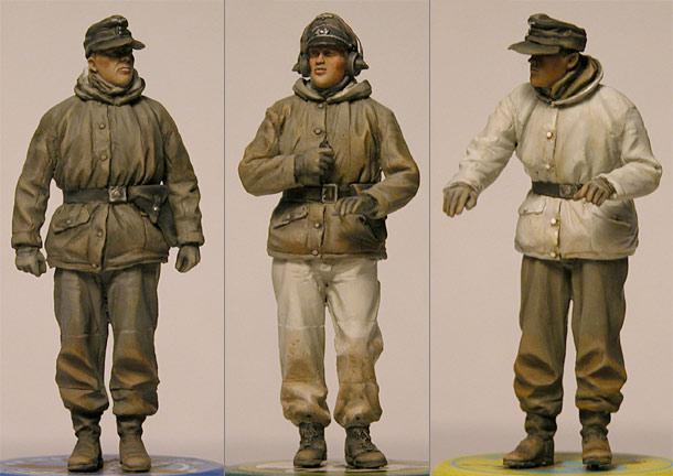 Reviews: German Tank Crew. Winter 1943-45