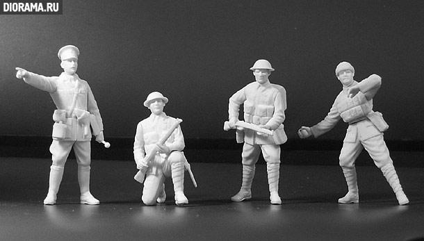 Reviews: British Infantry (1917-1918)
