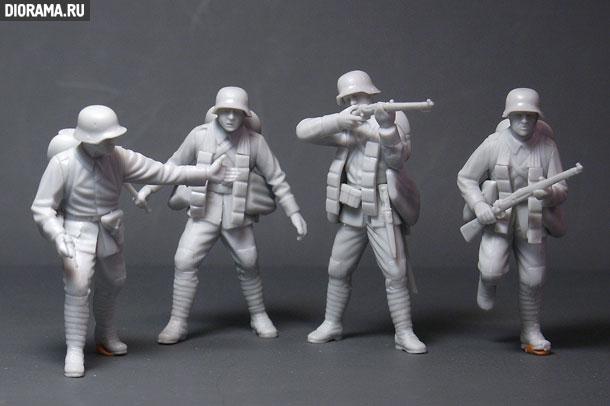 Reviews: German Storm Troops (1917-1918)