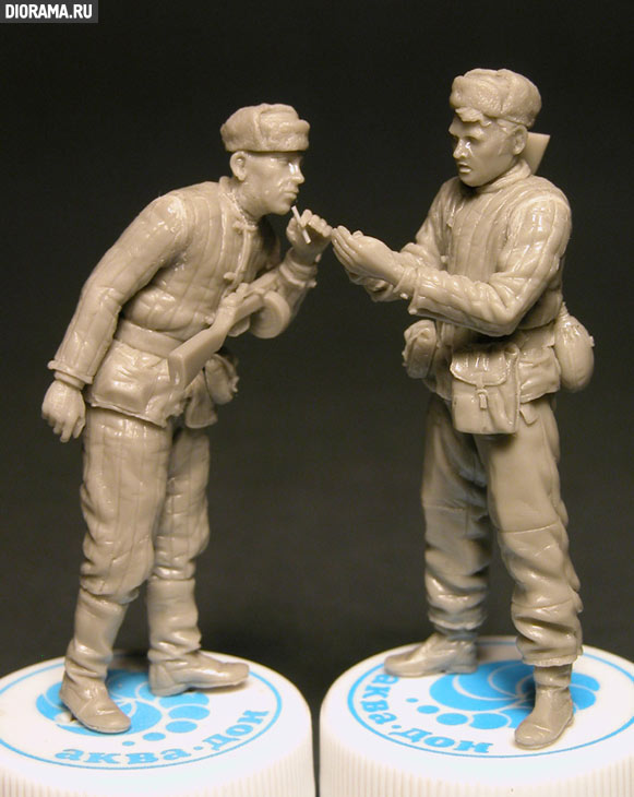 Features: Red Army scouts, photo #1