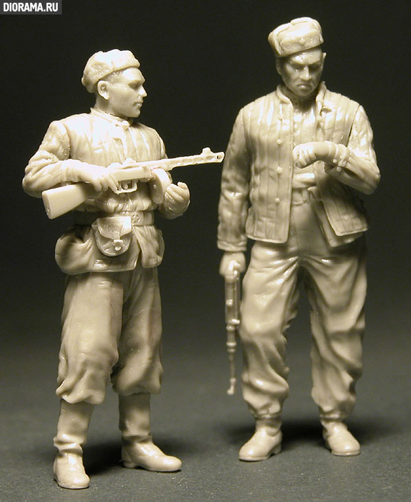Features: Red Army scouts, photo #4