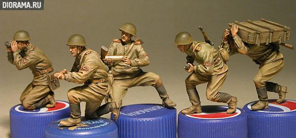 Reviews: Soviet artillery crew